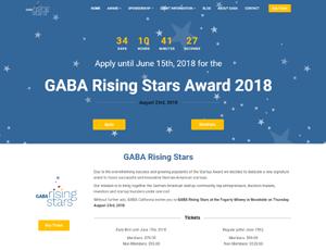 GABA Rising Stars