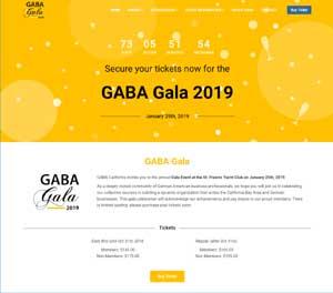 GABA Gala